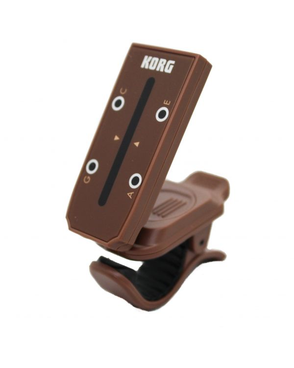 Korg HeadTune HT-U1 Clip-On Tuner for Ukulele