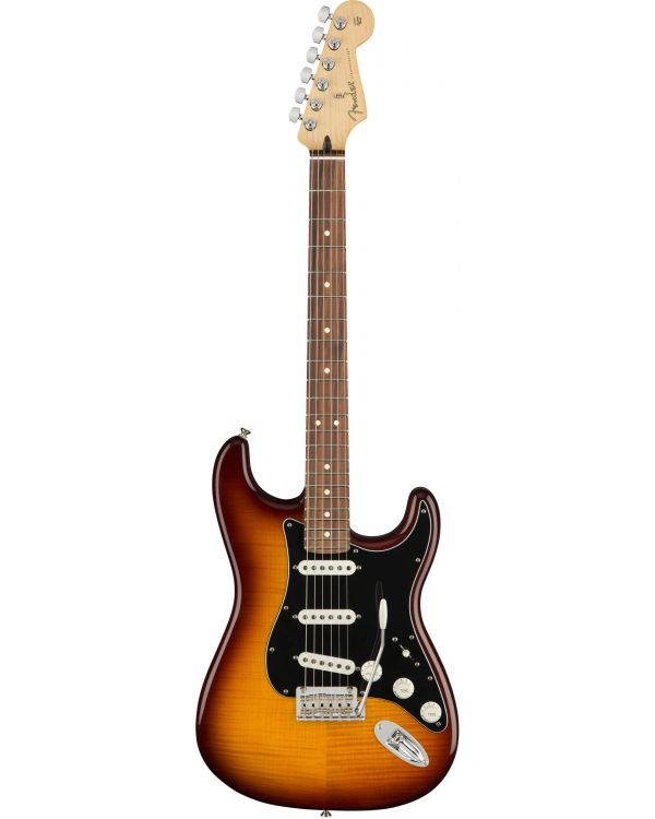Fender Player Stratocaster Plus Top PF Tobacco Burst