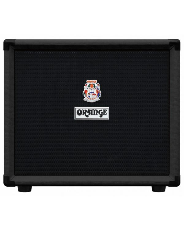 Orange OBC-112 Bass Speaker Cab Black