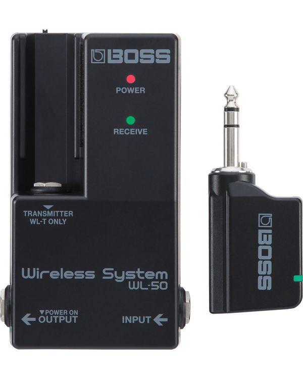 Boss WL-50 Wireless Pedalboard System