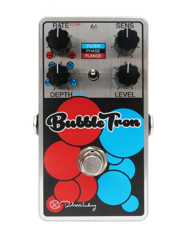 Keeley Bubble Tron Flanger Phaser Pedal