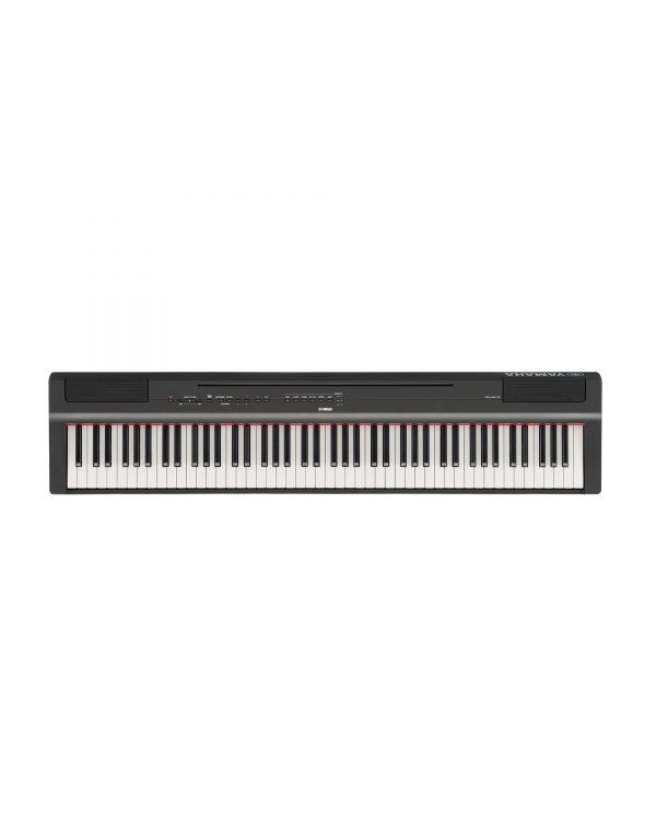 Yamaha P-125 Portable Digital Piano Black