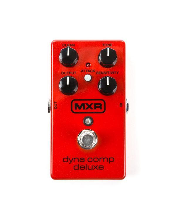 MXR Dyna Comp Deluxe Compressor Pedal