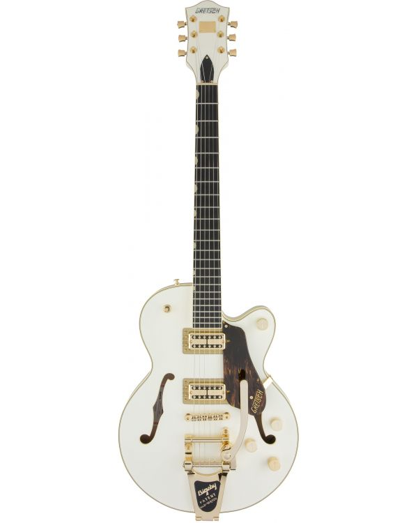 Gretsch G6659TG Players Edition Broadkaster Jr. Vintage White