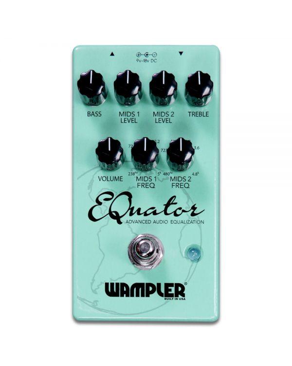 Wampler Equator Advanced Audio EQ Pedal