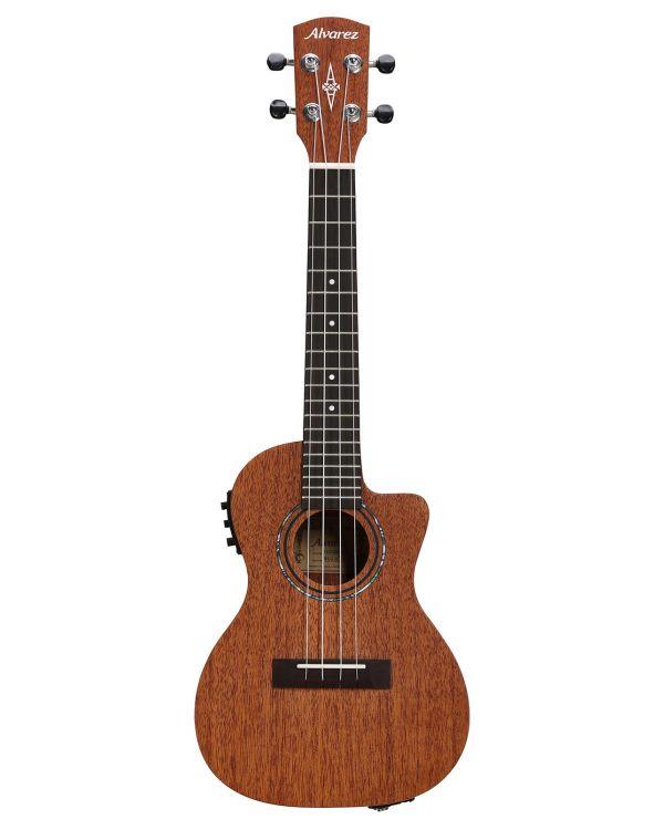 Alvarez RU22CCE Electro Acoustic Concert Ukulele Natural Satin