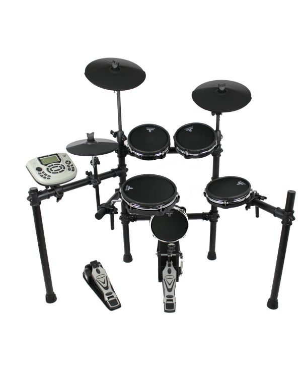 TOURTECH TT-22M Electronic Drum Kit with Mesh Heads