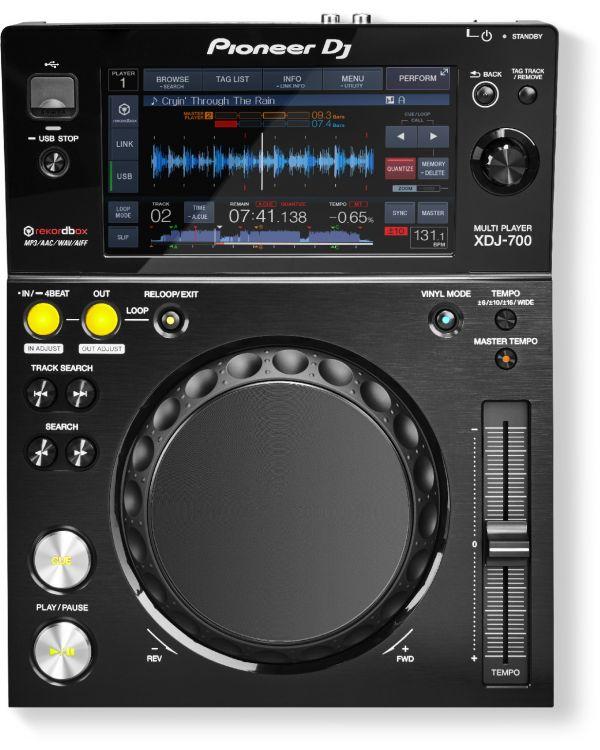 Pioneer DJ XDJ-700 Digital DJ Deck