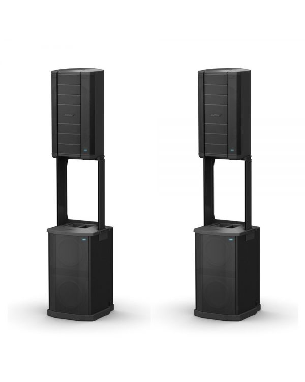 Bose F1 Model 812 Speaker Array System with Subs