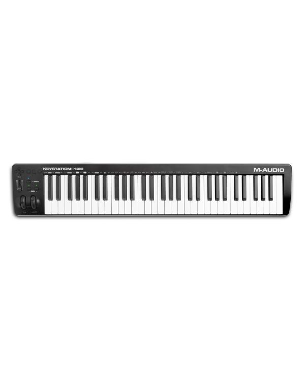 M-Audio Keystation 61 Mk3 USB MIDI Keyboard