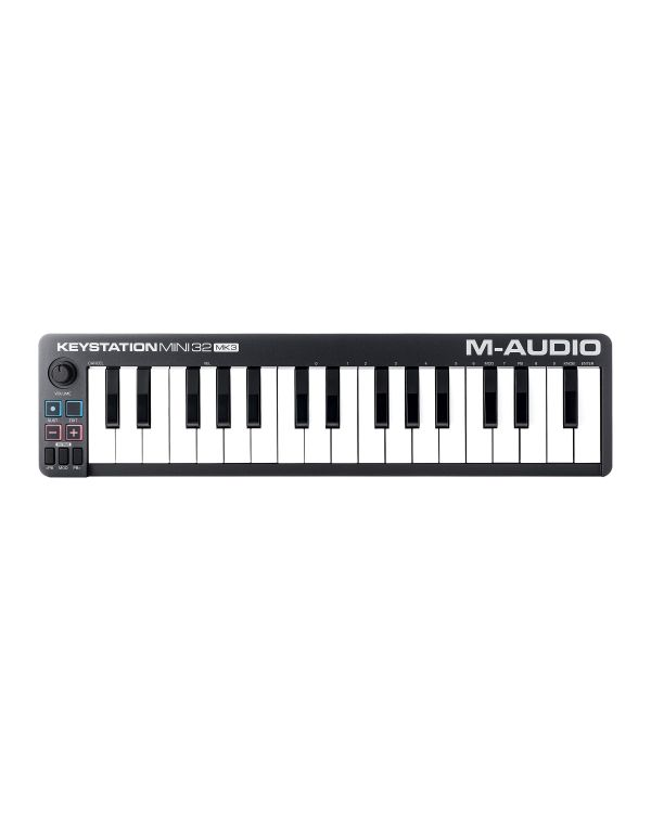 M-Audio Keystation Mini 32 Mk3 USB MIDI Controller