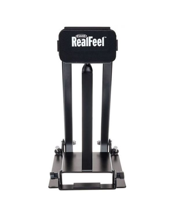 Realfeel by Evans Folding Bass Pedal Practice Pad