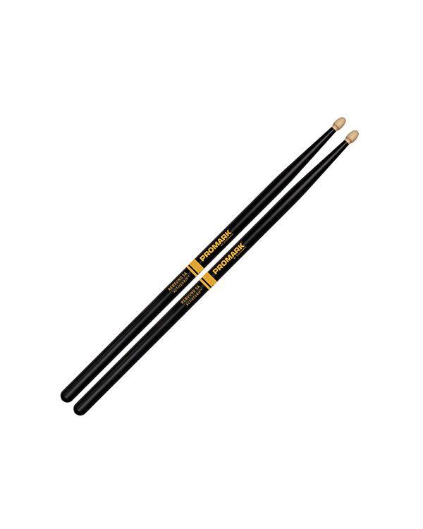 Promark Rebound 5a Acorn Wood Tip Active Grip Drumsticks