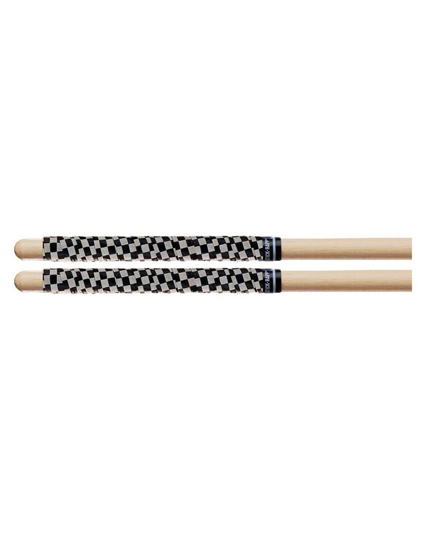 Promark Stick Rapp White / Black Checkerboard