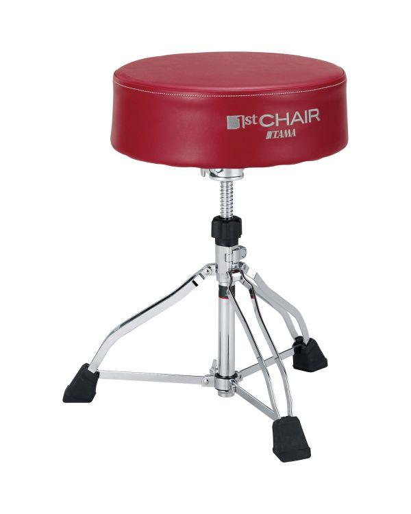 Tama Round Rider XL Drum Throne Red Seat HT830R