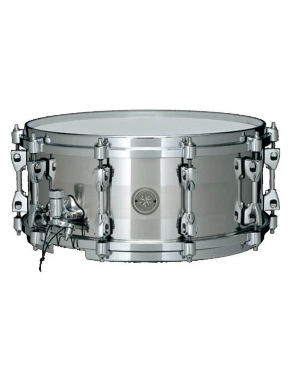 "Tama Starphonic Stainless Steel 14"" x 6"" Snare Drum"