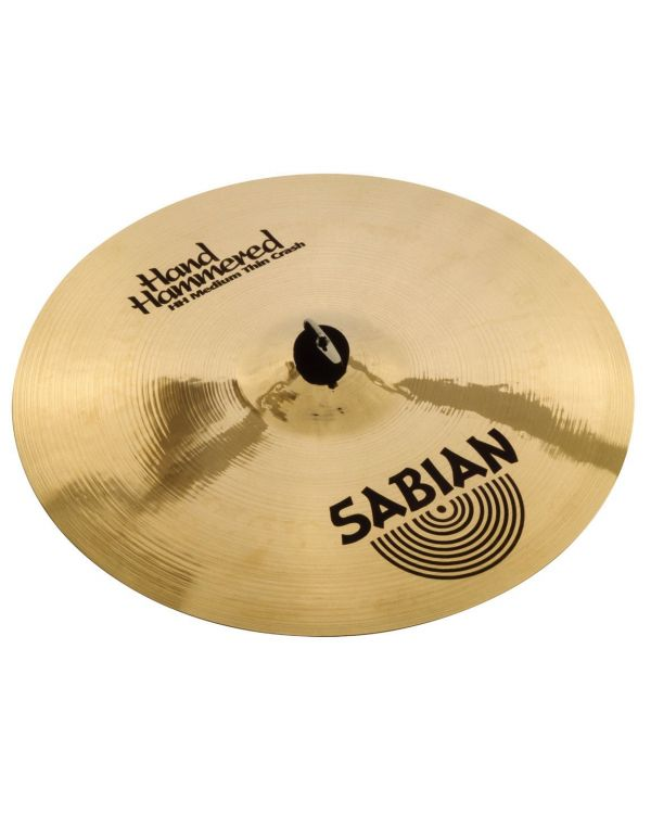 "Sabian 17"" HH Medium Thin Crash Cymbal (Ex-Display)"