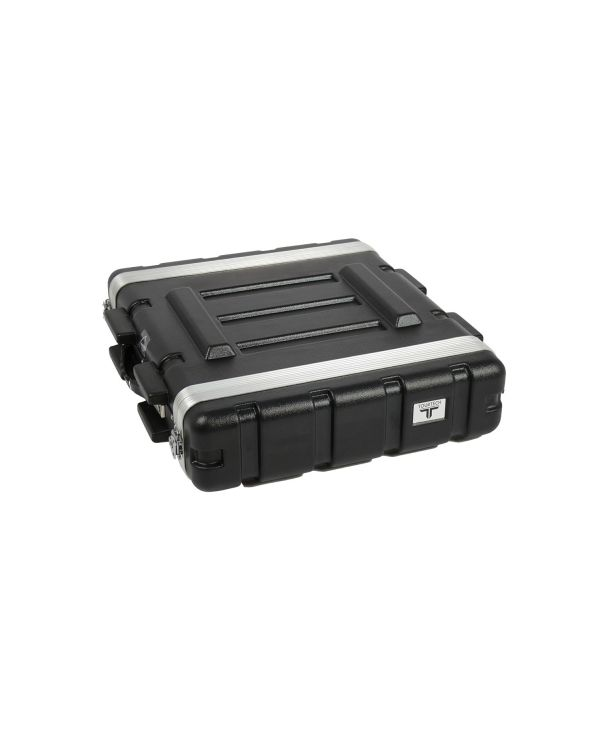 "TOURTECH 2U / 19"" Rack ABS Shallow Case"