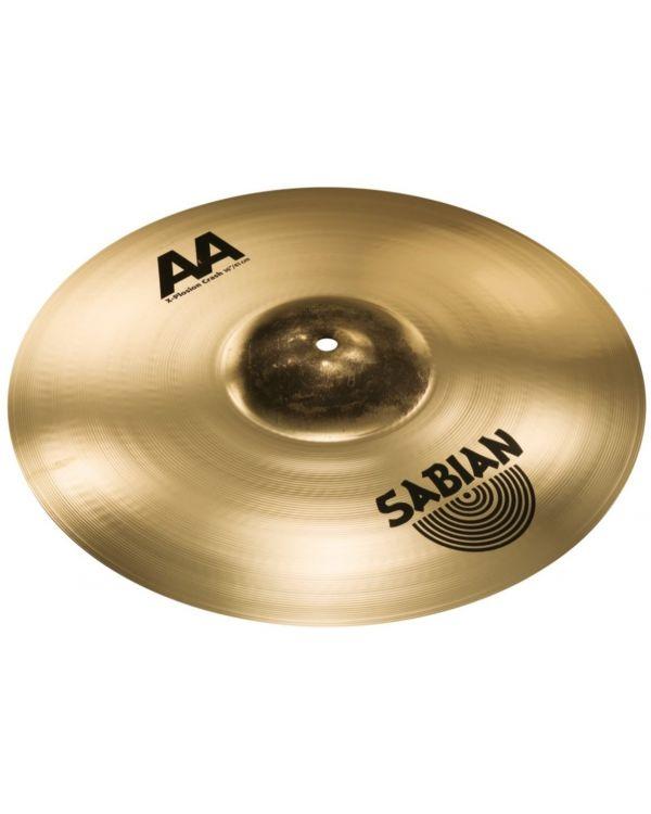 """Sabian AA 16"""" X-Plosion Crash Cymbal (Ex-Display)"""