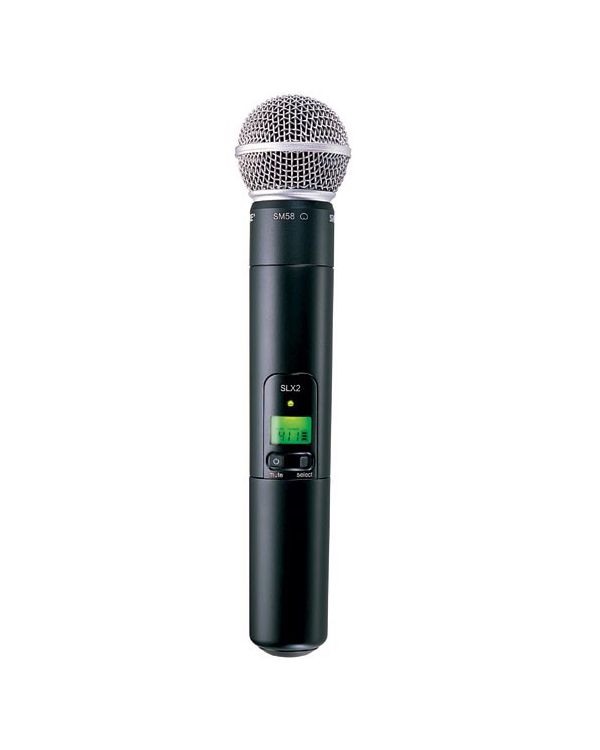 Shure SLX2 Wireless Microphone Only