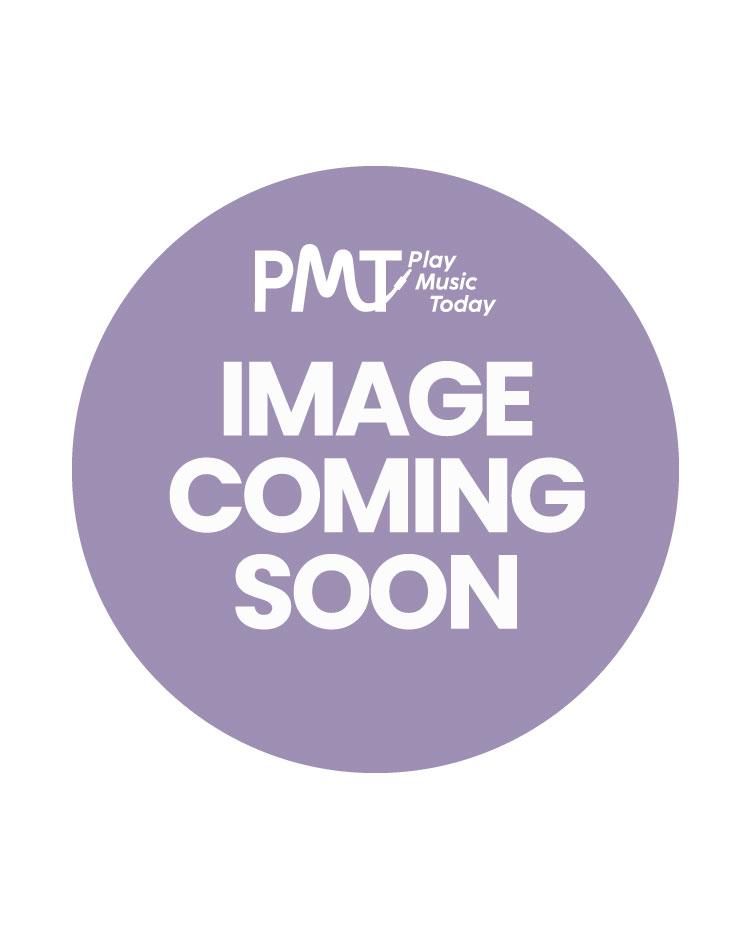Natal Foot Tambourine Red