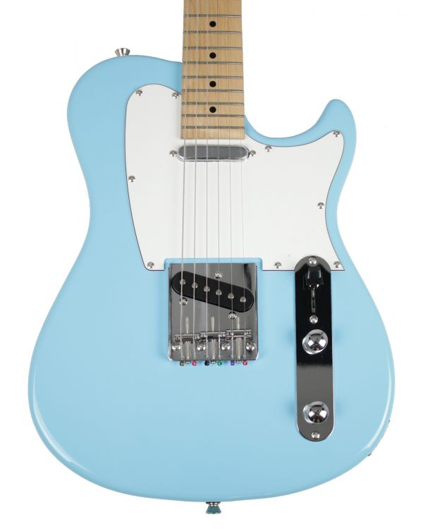 Eastcoast GT100 Electric Guitar, Lake Placid Blue