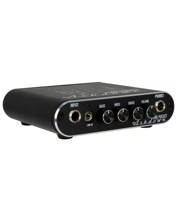 Ashdown Tone Pocket Headphone Pre Amp