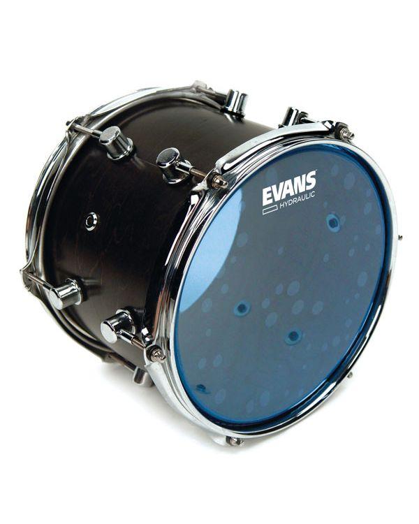 Evans Hydraulic Blue Drum Head, 16 Inch