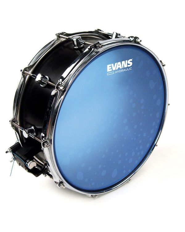 Evans Hydraulic Blue Snare Batter Head, 14 Inch