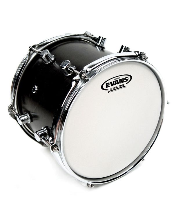 """Evans 10"""" Reso 7 Coated Tom Resoant Drumhead"""