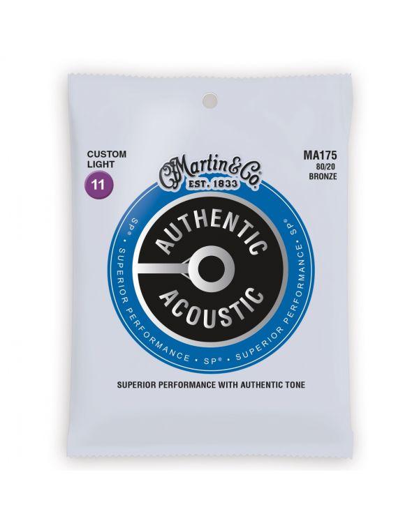 Martin Acoustic SP 80/20 Bronze Custom Light Strings, 11-52
