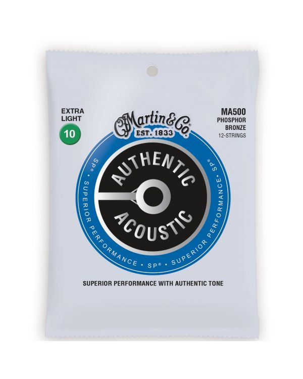 Martin Authentic Acoustic SP X-Light Guitar Strings