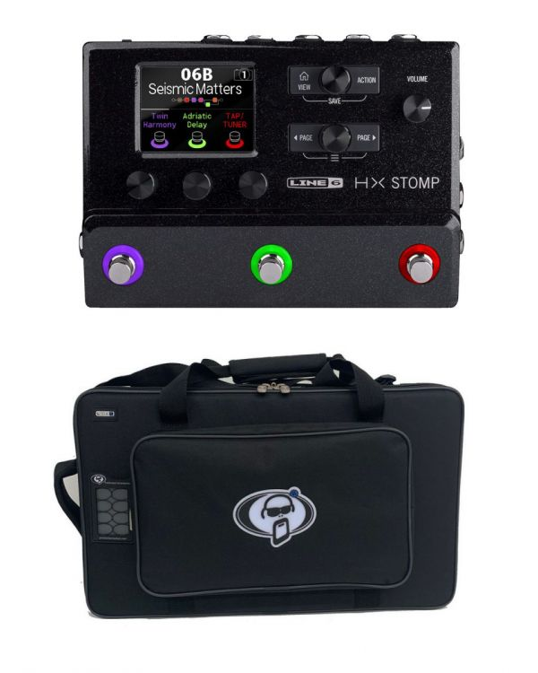 Line 6 Helix Stomp with Free Softcase