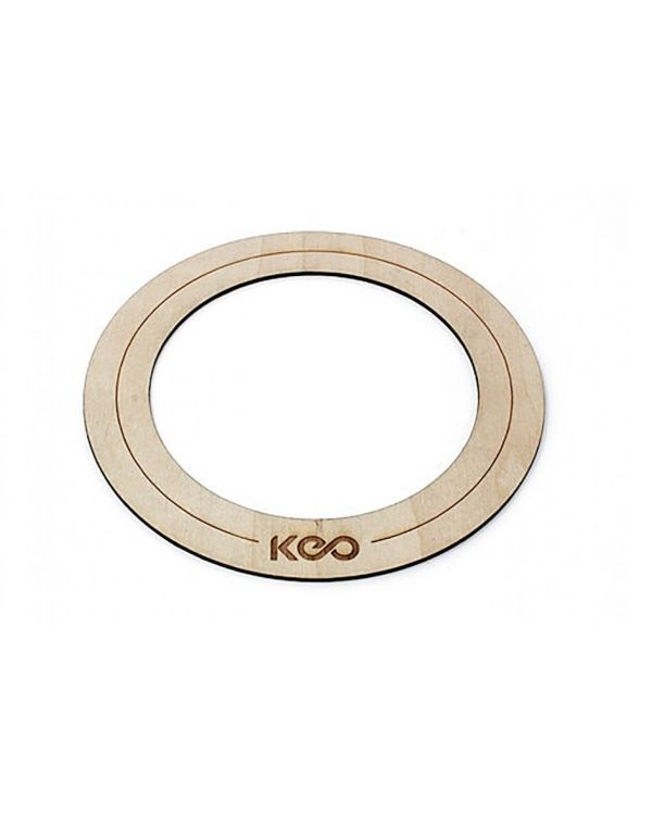 Keo Percussion Bass Wood O-Ring Medium