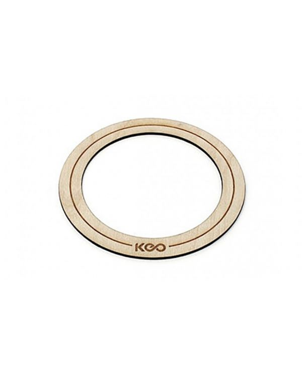 Keo Percussion Bass Wood O-Ring Small
