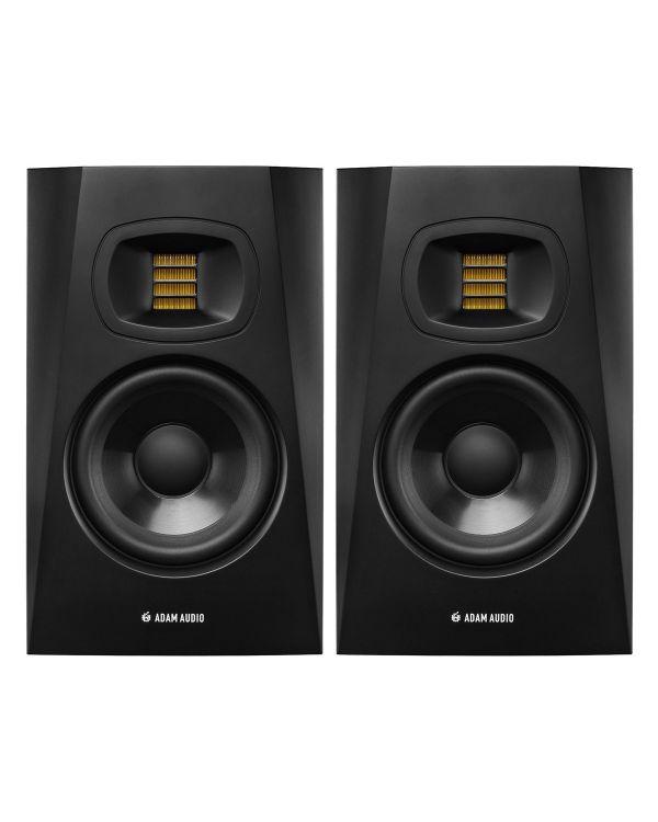 Adam Audio T5V Active Studio Monitors, Pair