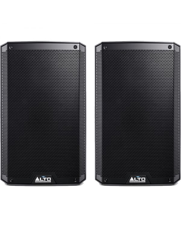 Alto Truesonic TS310 Active PA Speakers, Pair