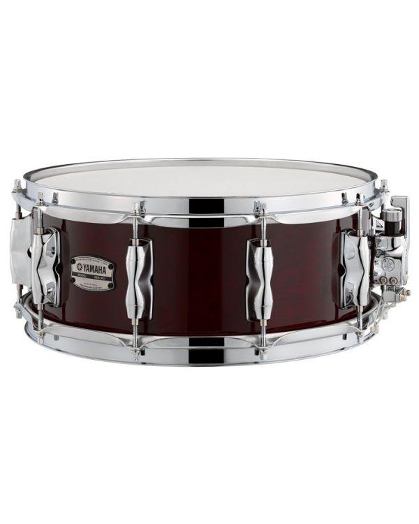 """Yamaha Recording Custom Birch 14"""" x 5.5"""" Snare Classic Walnut"""
