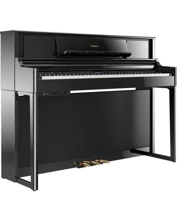 Roland LX705 Digital Home Piano Polished Ebony