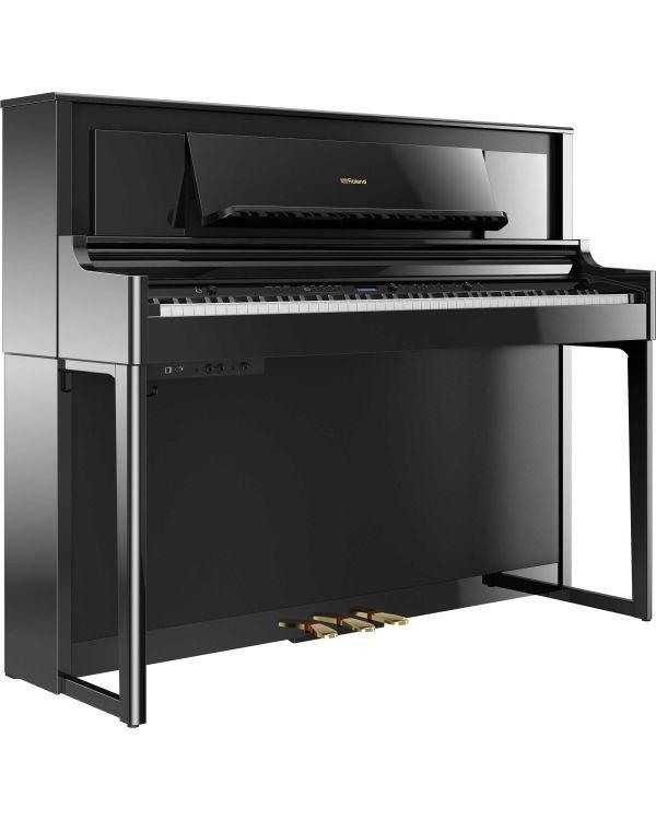 Roland LX706 Digital Home Piano Polished Ebony