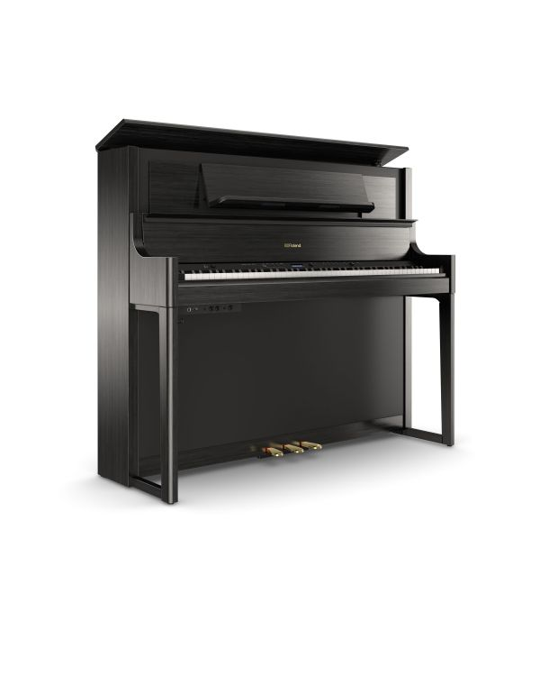 Roland LX708 Digital Home Piano Charcoal Black