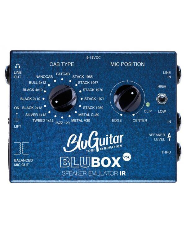 Bluguitar Blubox Speaker Cabinet Emulator