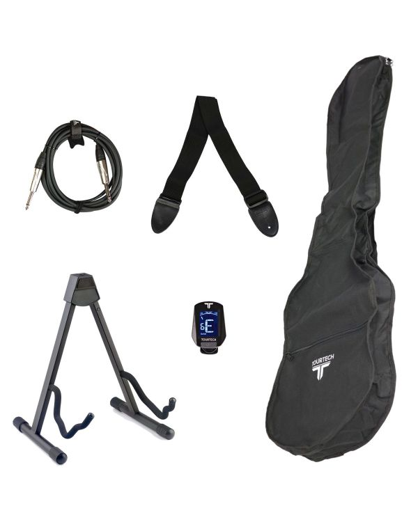 TOURTECH Electric Guitar Accessory Pack