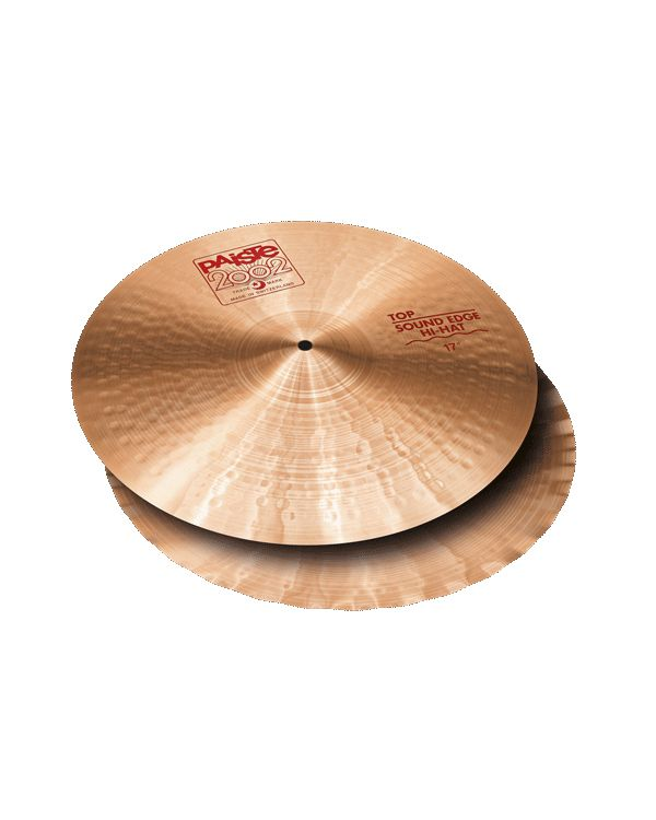 "Paiste 2002 13"" Sound Edge Hi-Hats"