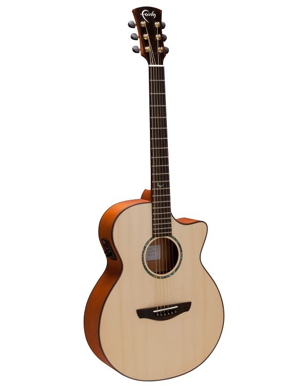 Faith FV-PERC Natural Venus Electro-Acoustic Guitar