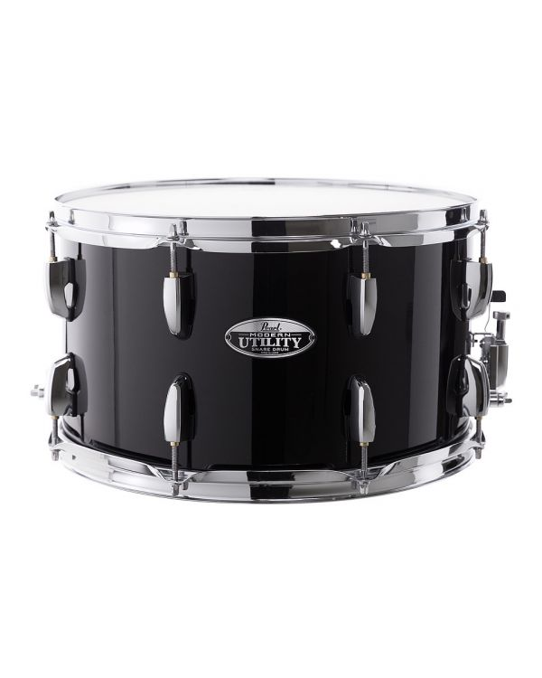 """Pearl Modern Utility Maple 14"""" x 8"""" Black Ice Snare Drum"""