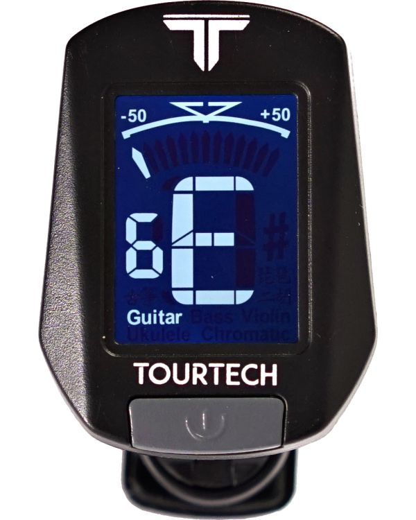 TOURTECH Clip-On Instrument Tuner