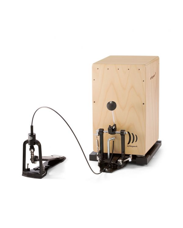 Schlagwerk Cajon Pedal Incl. Base Plate and ProSafe-Bag