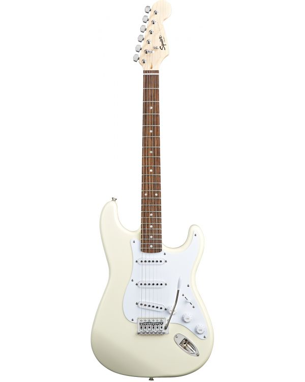 Squier Bullet Stratocaster with Tremolo, Arctic White