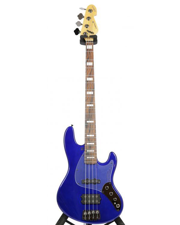 Sandberg California Grand Dark-4 San Remo Blue Block Inlay